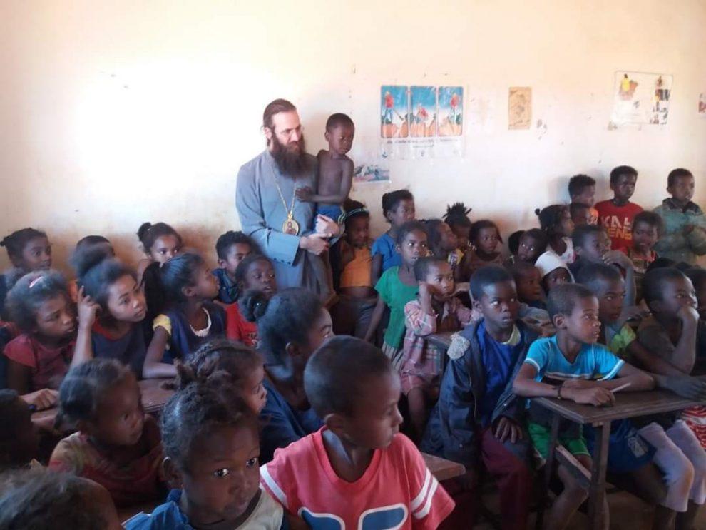 Τρικαλινοί ανεγείρουν σχολείο στη Μαδαγασκάρη