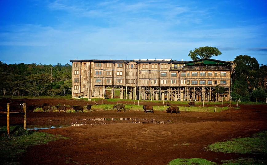 Το θέρετρο στην Κένυα όπου η Ελισάβετ έμαθε ότι θα γίνει βασίλισσα