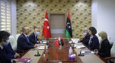Ο Ερντογάν προσπαθεί να εκδιώξει την ΥΠΕΞ της Λιβύης: Επειδή ζήτησε την αποχώρηση των τουρκικών στρατευμάτων