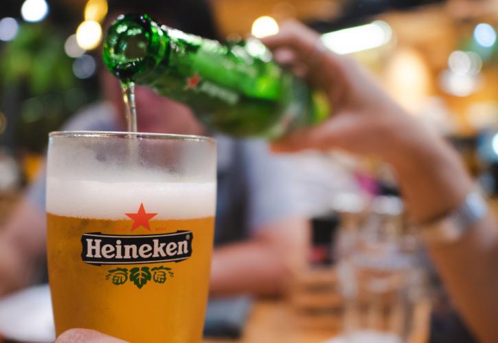 Η Heineken εξετάζει την εξαγορά της Distell στη Νότια Αφρική