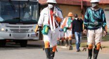Κορωνοϊός – Νότια Αφρική: Μέτρα για να αντιμετωπιστεί το 3ο κύμα της πανδημίας