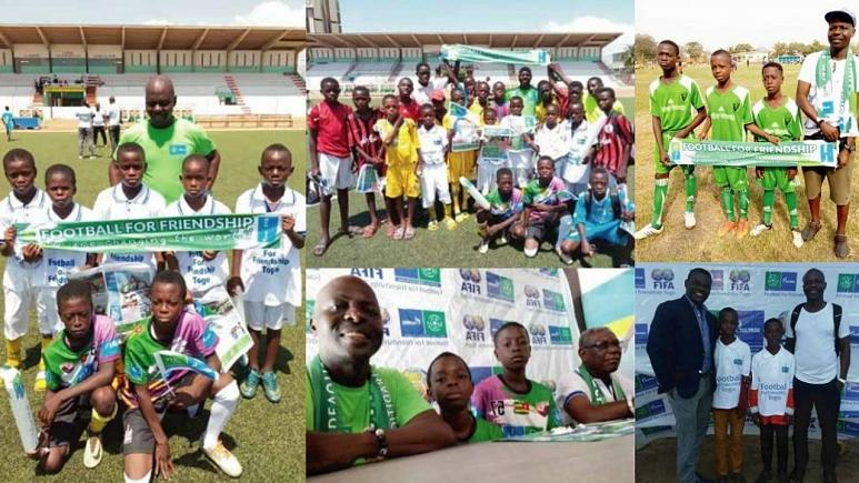 Τόγκο: Ένας «ποδοσφαιρικός σαμαρείτης» για άστεγα παιδιά