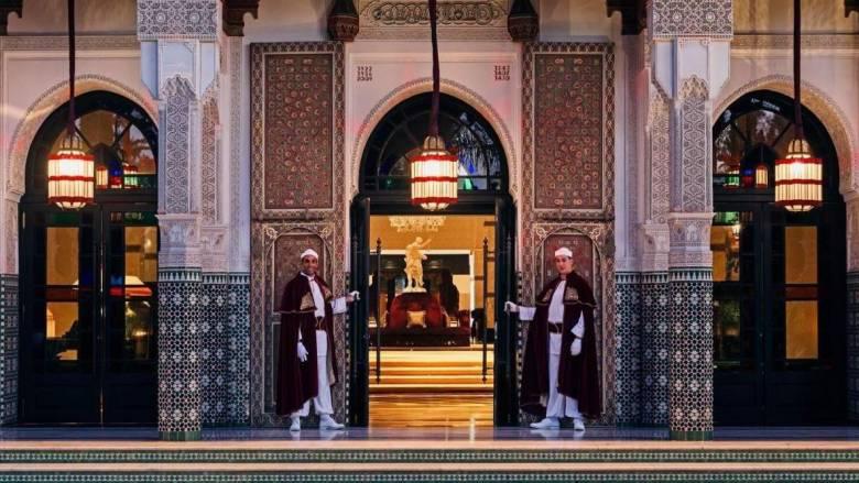 Το νέο design του θρυλικού ξενοδοχείου La Mamounia στο Μαρακές