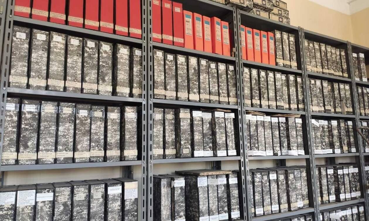 Αίγυπτος: Νέο χώρο για τα ιστορικά αρχεία της δημιούργησε η Ελληνική Κοινότητα Αλεξανδρείας