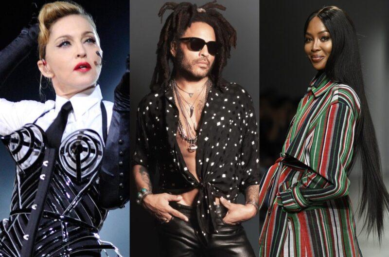 Madonna – Lenny Kravitz – Naomi Campbell: Φιλοτέχνησαν vegan τσάντες για καλό σκοπό