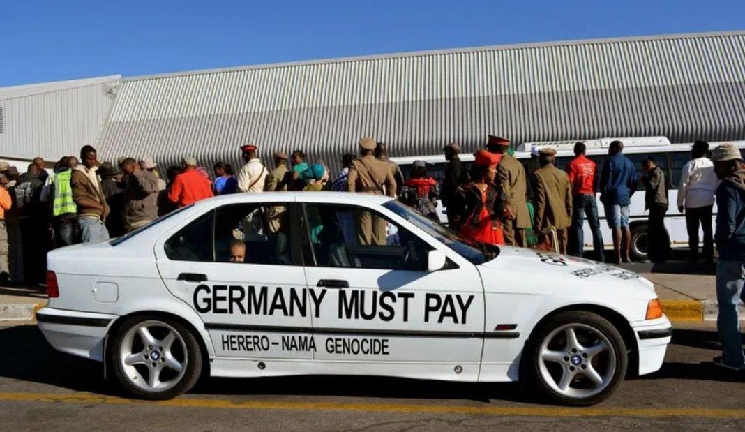 Η Ναμίμπια λέει όχι στα «ψίχουλα» που δίνει η Γερμανία για τη γενοκτονία