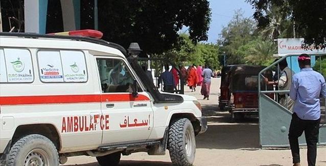 Σομαλία: Τουλάχιστον 10 νεκροί σε επίθεση βομβιστή- καμικάζι στη Μογκαντίσου
