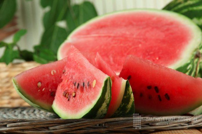 Τα οφέλη για την υγεία όταν καταναλώνουμε καρπούζι