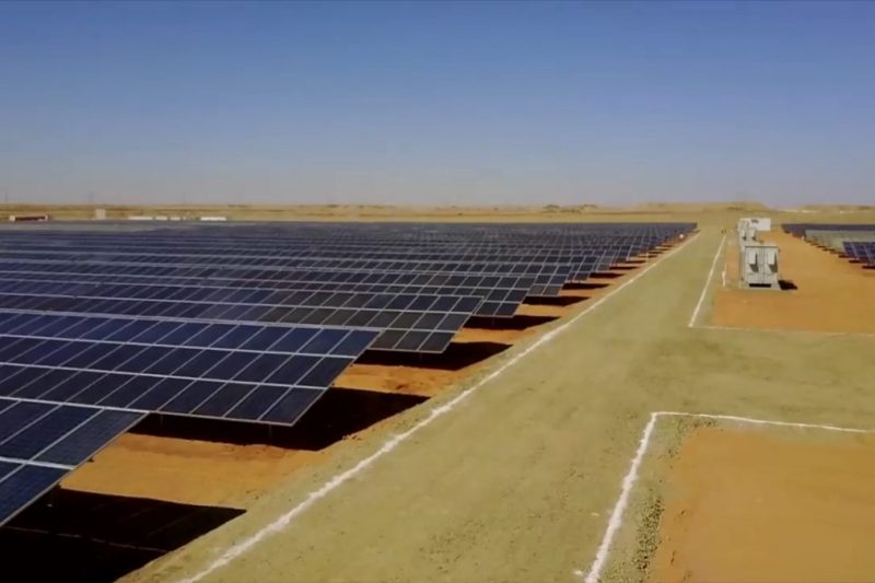 Πρωτοπόρος στην ηλιακή και αιολική ενέργεια η Αίγυπτος