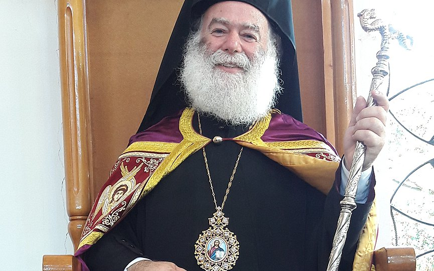 Πατριάρχης Αλεξανδρείας Θεόδωρος: «Η Αίγυπτος, η Ελλάδα και η Κύπρος είναι χώρες ειρήνης και αγάπης»
