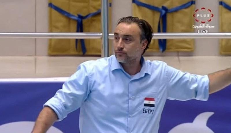Ο Κ. Βαμβακάρης ξανά «Αιγύπτιος» – Ανέλαβε την Al Ahly, τη μεγαλύτερη ομάδα στο water polo