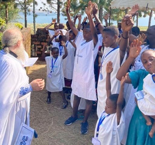 Ιεραποστολή στην Τανζανία: 52 νέες βαπτίσεις κατά τη Μεταμόρφωση του Σωτήρος