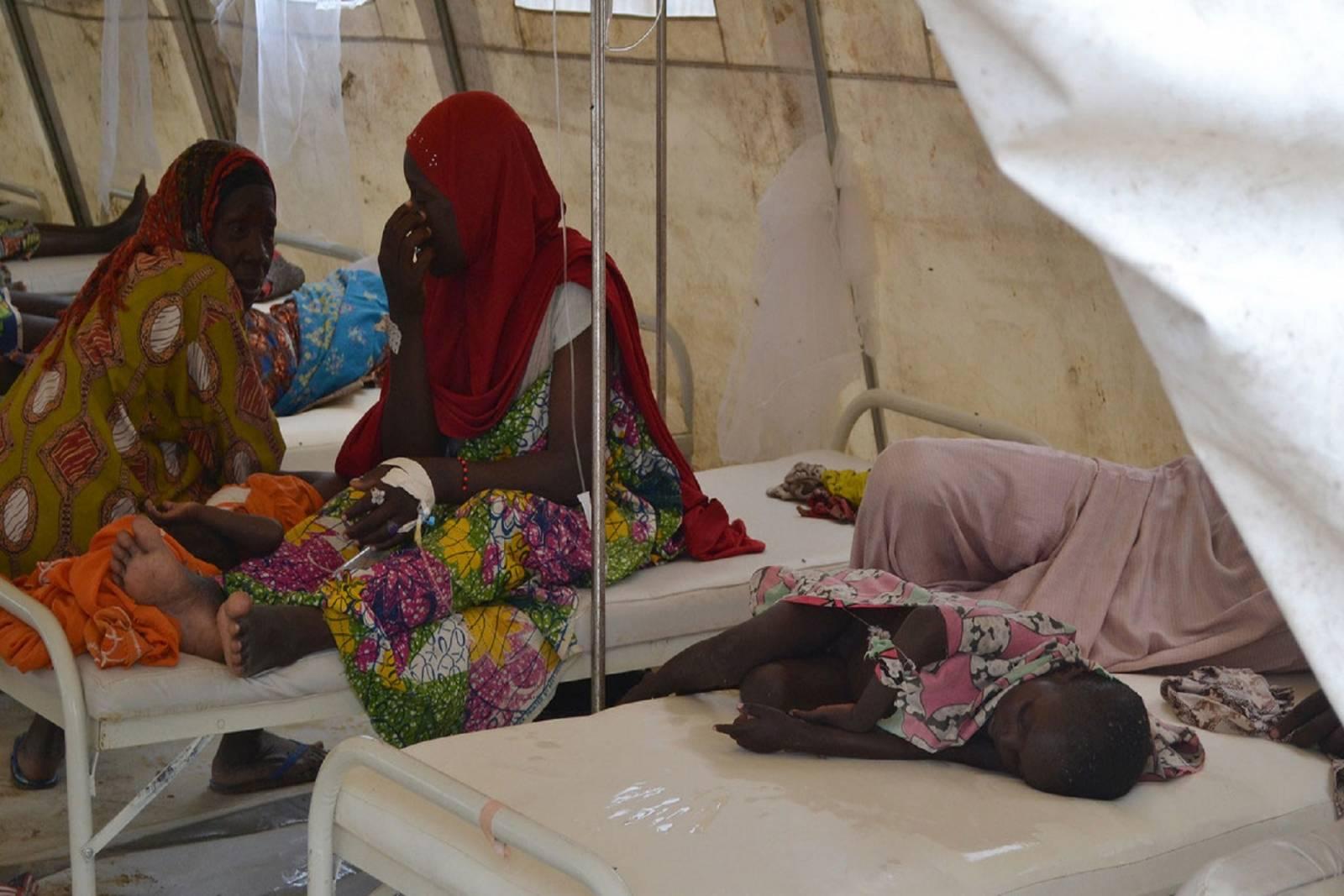 Αφρική Νιγηρία: Αντιμετωπίζει μία από τις χειρότερες επιδημίες χολέρας τα τελευταία χρόνια