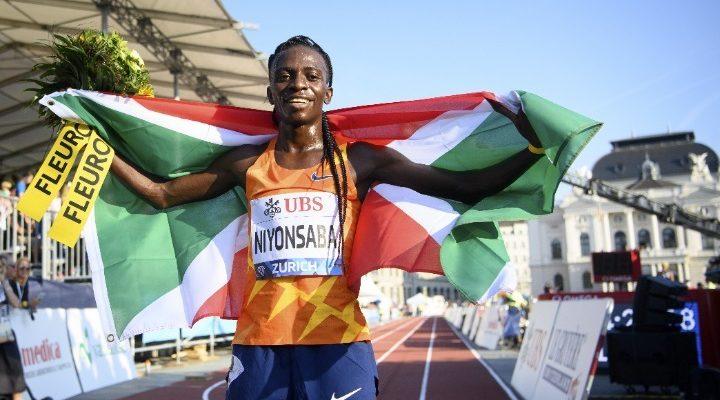 Η Νιγιονσάμπα Μετά Το Παγκόσμιο Ρεκόρ Στα 2.000μ Στο Ζάγκρεμπ: «Είναι Υπέροχο, Είναι Φανταστικό»